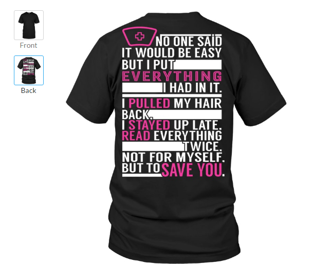 0cd1d8ad4a Funny Nursing Student T Shirts nurse t shirts cheap nurses t shirts sayings funny  nursing school