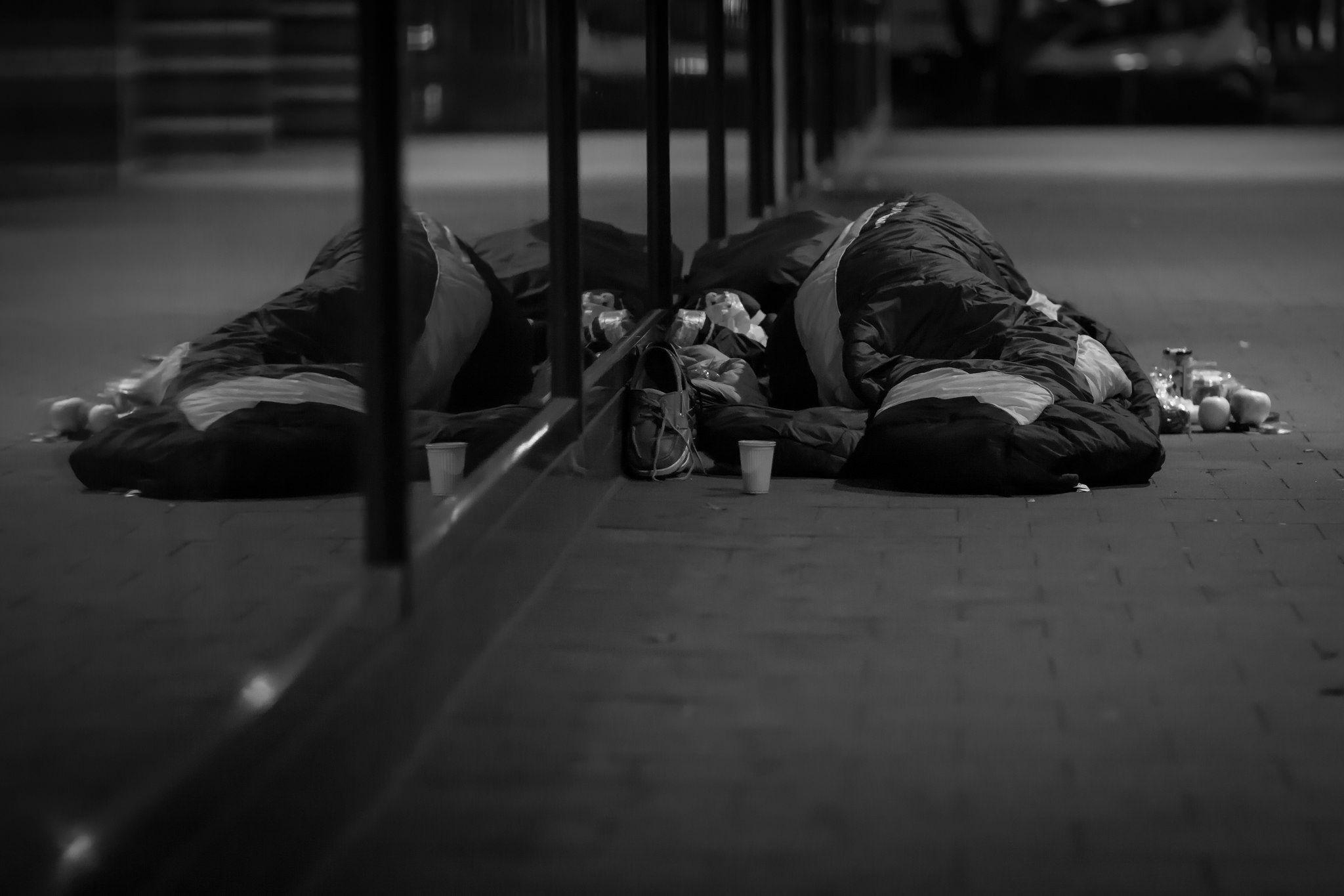 Homelessness in the UK