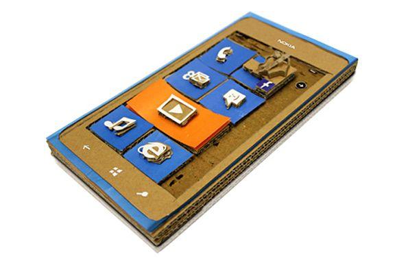 Pin De Kevin Garcia En Nokia News Cartón Manualidades Y Aplicación