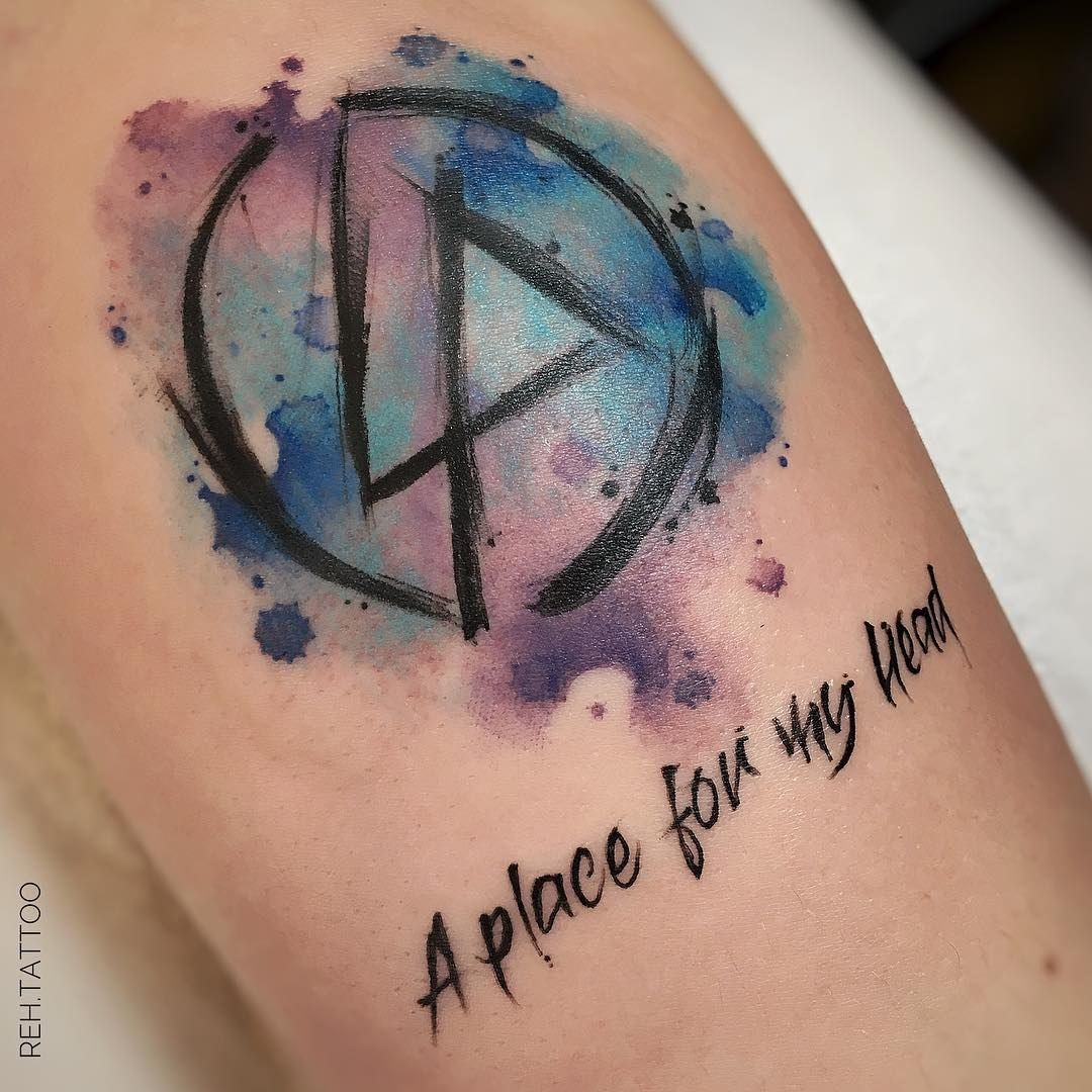 linkin park tattoos pinterest linkin park tattoos and park. Black Bedroom Furniture Sets. Home Design Ideas