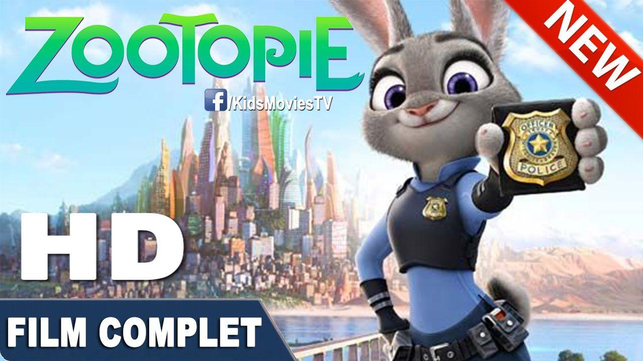 Zootopie Film Complet en Francais Gratuit Entier Zootopie