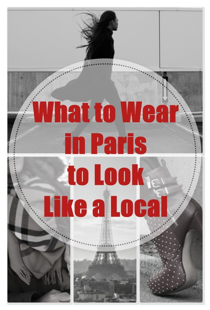 What to Wear in Paris to Look Like a Local