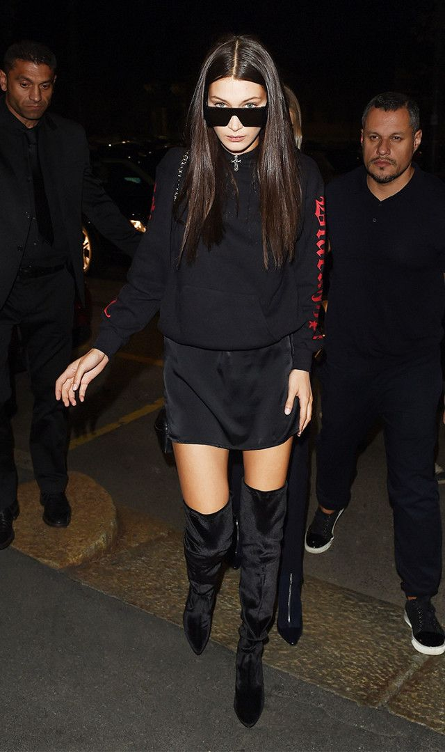 How to Wear Knee High Boots with Jeans Her Style Code