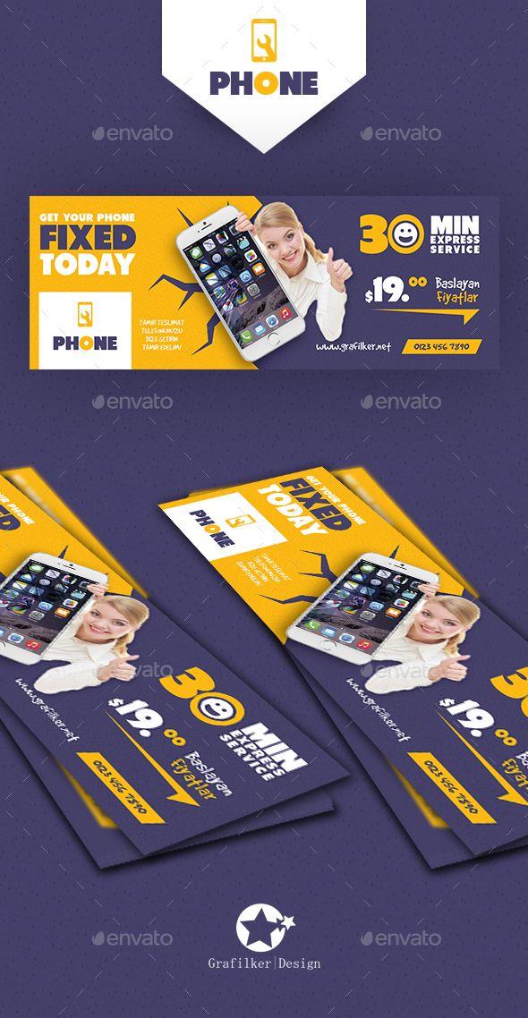 Phone Repair Cover Templates Facebook Timeline Covers Social Media