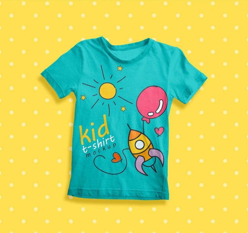 Download Free Kid T Shirt Mockup Psd Shirt Mockup Tshirt Mockup Clothing Mockup