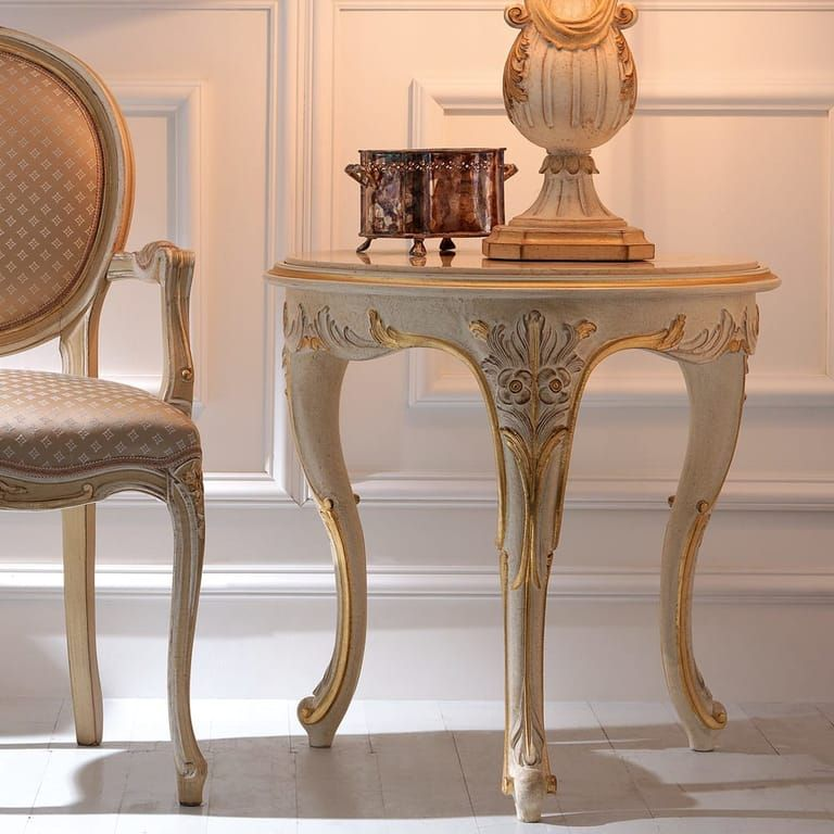 Best High End Classic Designer Italian Marble Side Table 400 x 300