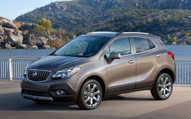 Styling Size Up 2013 Buick Encore Buick Encore Buick Buick Gmc