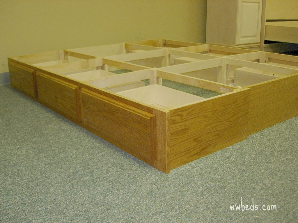 Making Beds With Drawers Under Bed Drawer Pedestal Drawer Unit