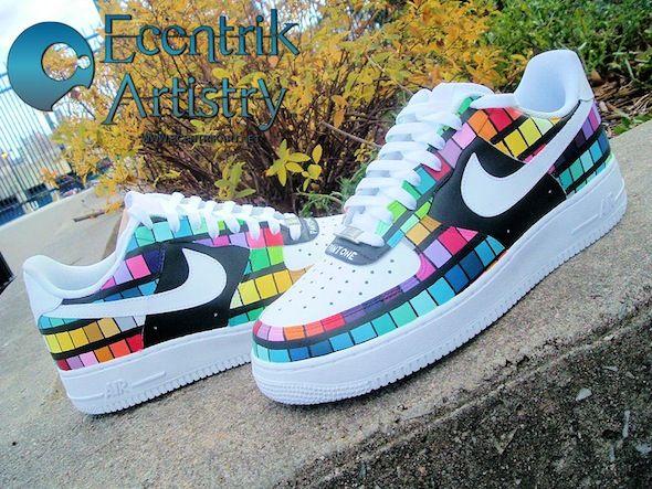 air force 1 shoes custom