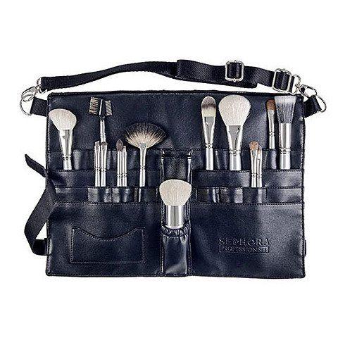 Sephora Collection Makeup Artist Brush Belt Amazon Beauty Sephora Brushes Makeup Artist Kit Makeup Brush Kit