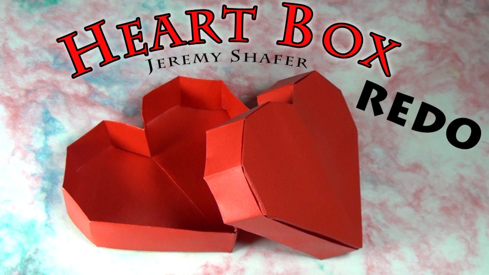 DIY Origami Heart Box- Secret Message (easy : 15 Steps - Instructables | 1080x1920
