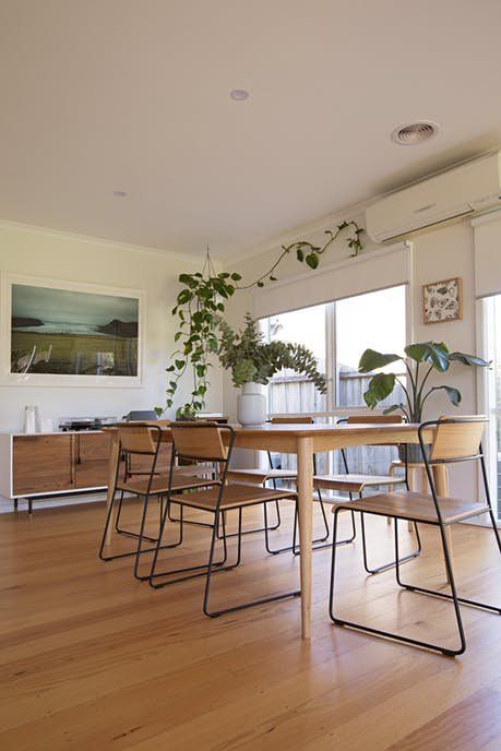 A Happy Modern Renovated Melbourne Home Dining Rooms Pinterest Inspiration Elara Two Bedroom Suite Minimalist Remodelling