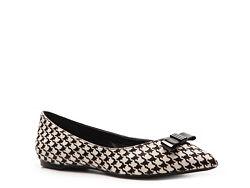 Enzo Angiolini Collay Flat · Comfortable ShoesHoundstoothBlack And WhiteShoe  BootsFlatsComfy ...