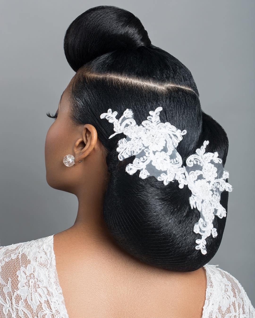 These are not your average bridal updos u these updos have phds in