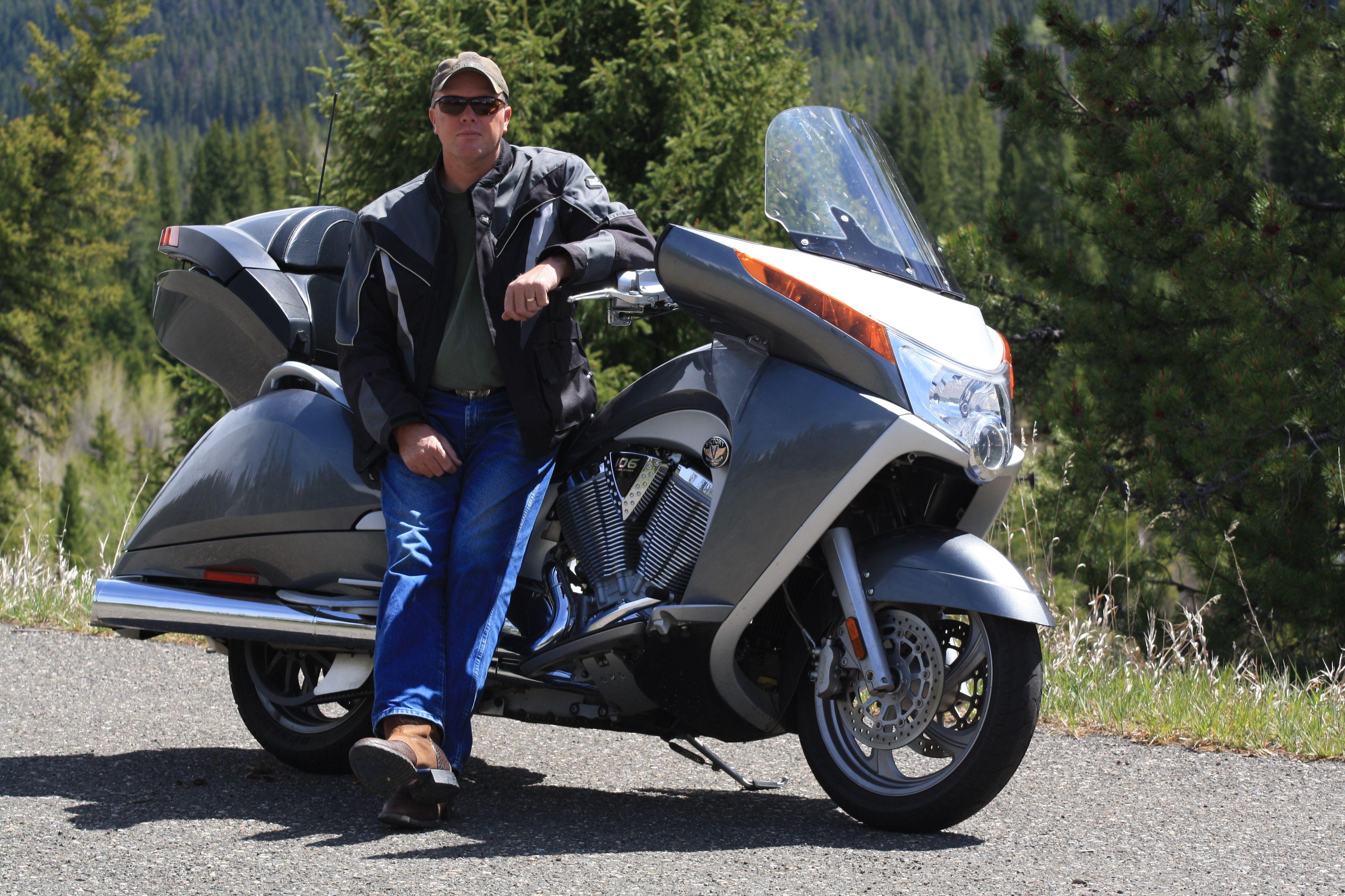 Pin van Kurt Holtzen op Victory Touring Motorcycles