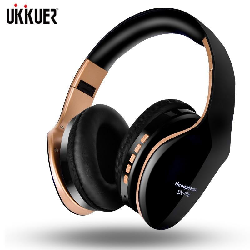 Wireless Bluetooth Foldable Stereo Gaming Headphone With Microphone For Pc Mobile Phone Headphones Gaming Earphones Gaming Headphones