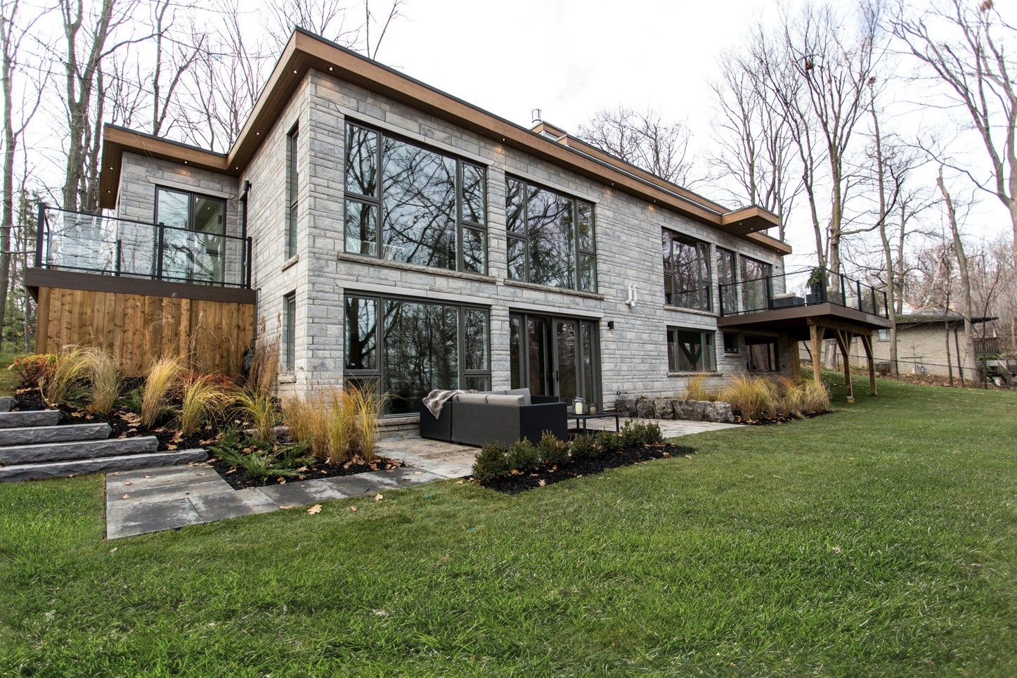 Bryan And Sarah Baeumler Unveil Their Gorgeous Highview Property Dream House Exterior House Exterior New House Plans
