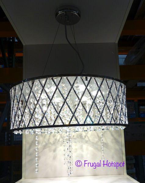 Dsi lighting 6 light led adjustable pendant costco frugalhotspot costco dsi lighting 6 light led adjustable pendant 9999 mozeypictures Images