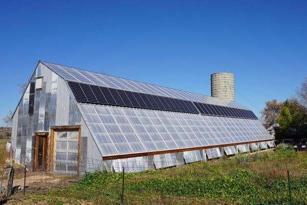 5 Tips For Building A Solar Powered Greenhouse