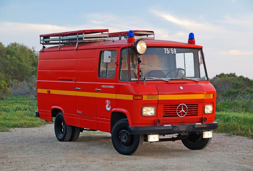 1e95a71bb8 Mercedes-Benz   Other L408 G Auxiliary Fire Truck
