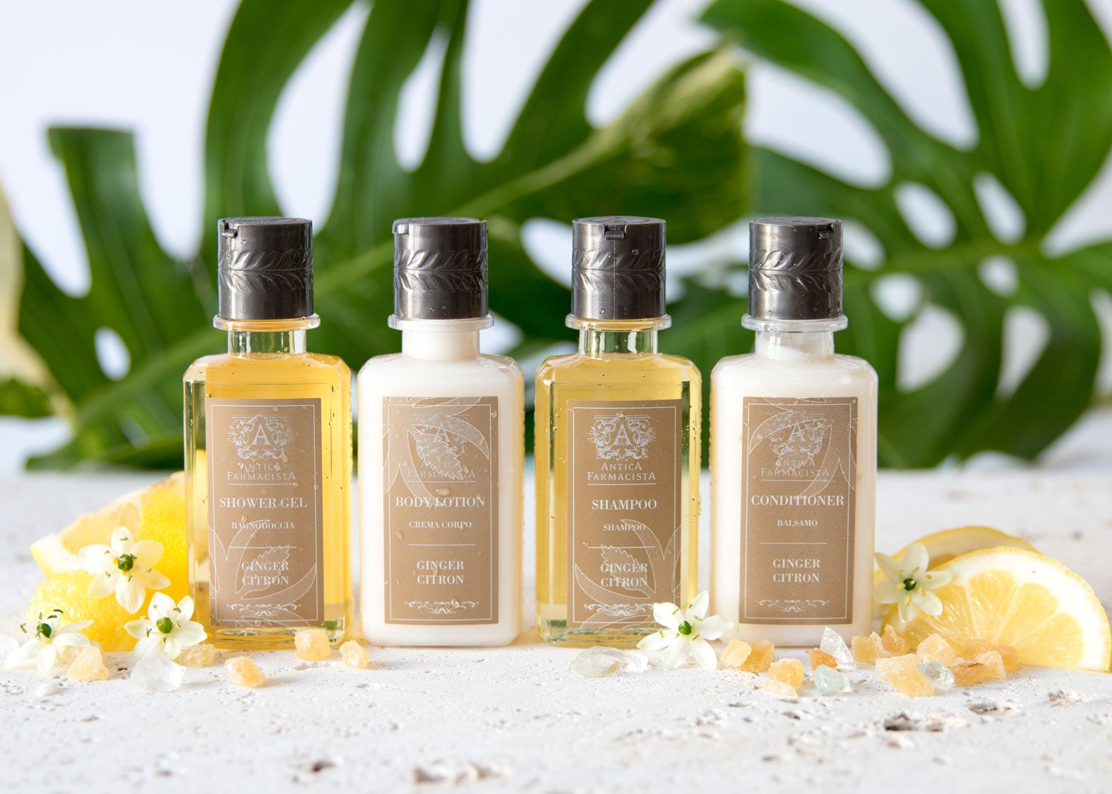 8 of the best luxury hotel toiletries with images