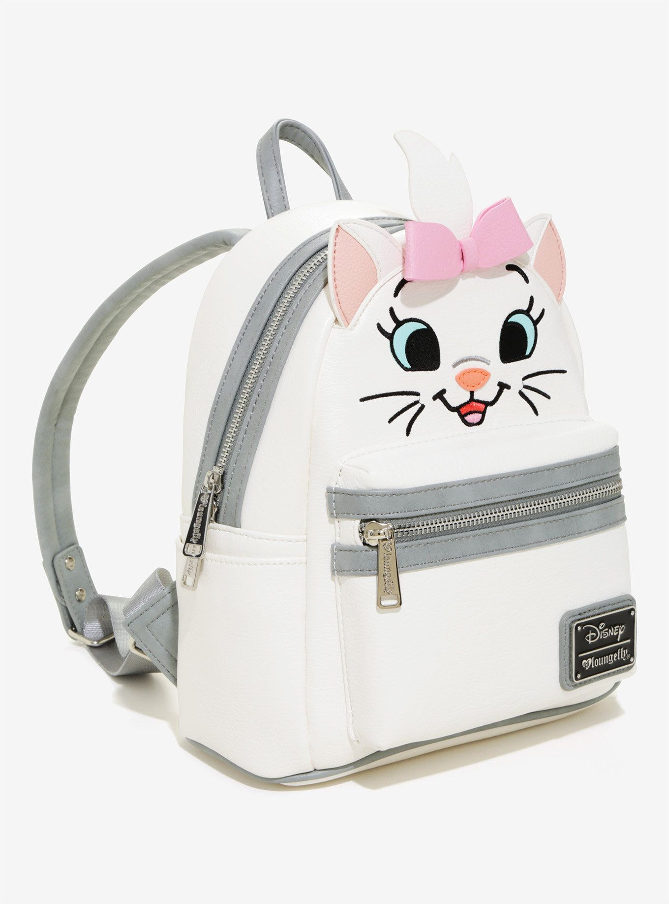 6ffd508cba Loungefly Disney The Aristocats Marie Character Mini Backpack ...