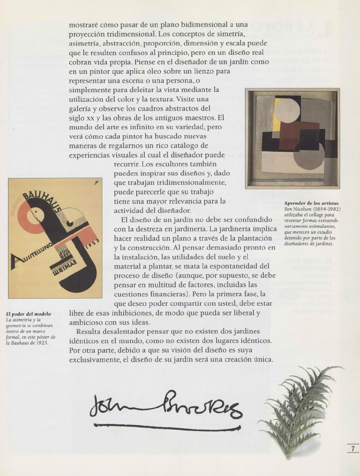 Brookes John - Manual Practico de Diseo de Jardines ...