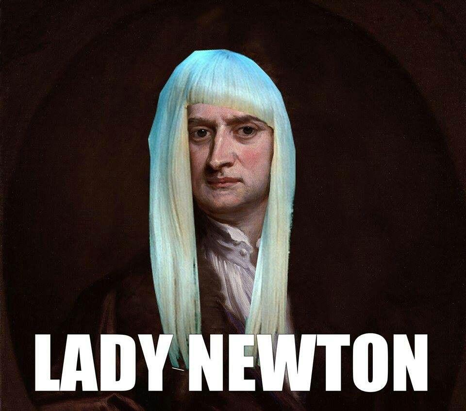 Lady Newton