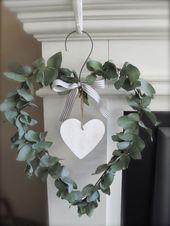 So herrlich dieses Herz heart #herz #prächtig – Deko Vor Der Haustür Ideen