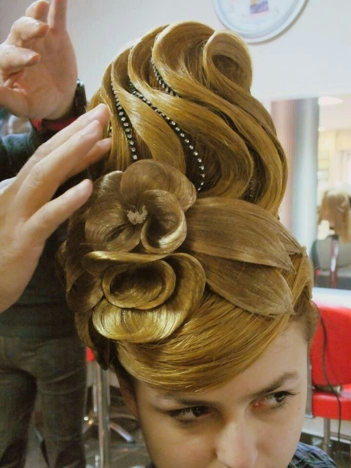 creative style hair and pin by gergana todorova on arabic hairstyles 6867