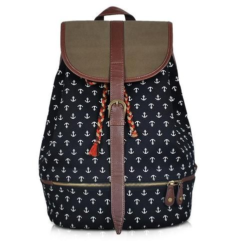 Gender: Female Style: shoulder bag Mention carry components: Telescopic Handle Luggage bag opening means: zipper hasp Internal Structure: zipper pocket Outside the bag Category: Cover bags Popular elements: printing Luggage pattern: cartoon Color Category: Black sea anchor Whether the sa...