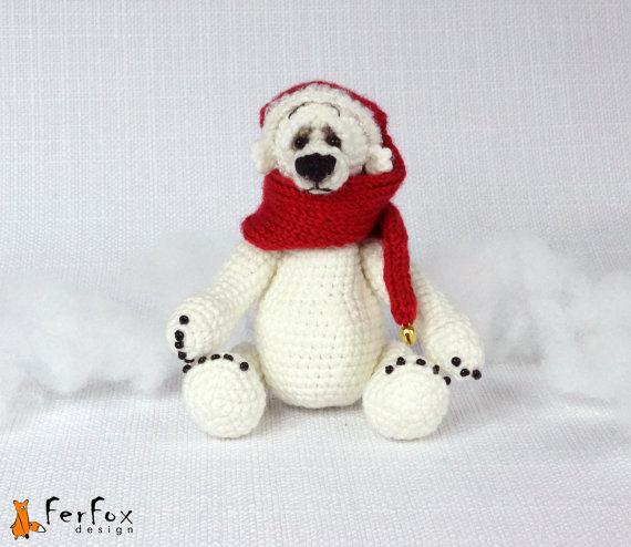 Mini stuffed teddy bear 4