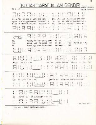 Kumpulan Lagu Paduan Suara Gereja Hidayat Maruta Ku Tak Dapat Jalan Sendiri Albert E Brumley Teks K P Nugroho Paduan Suara Lagu Rohani