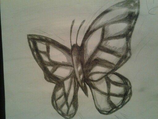 Pin De Din Zam En Din Dibujos My Drawings Mariposas A Lapiz Dibujos De Mariposas Dibujos