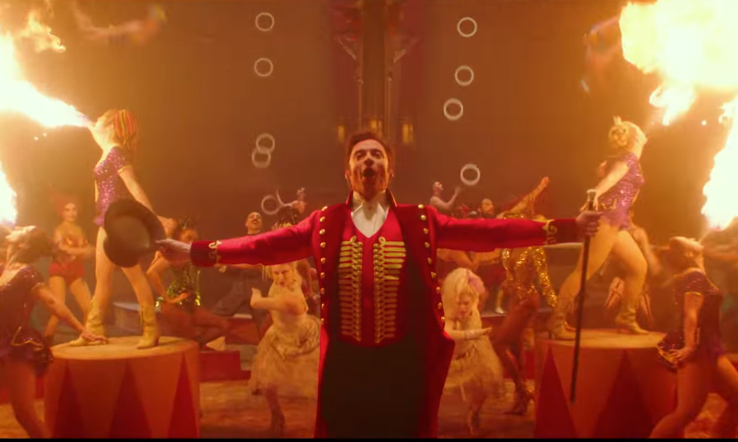 What The Greatest Showman Characters Looked Like In Real