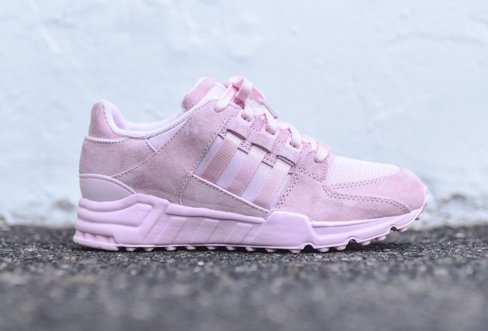 9af42f20d83702 basket Adidas Equipment Running Support 93  Clear Pink  (2)