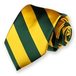 My primary school tie from age 5-9 years.