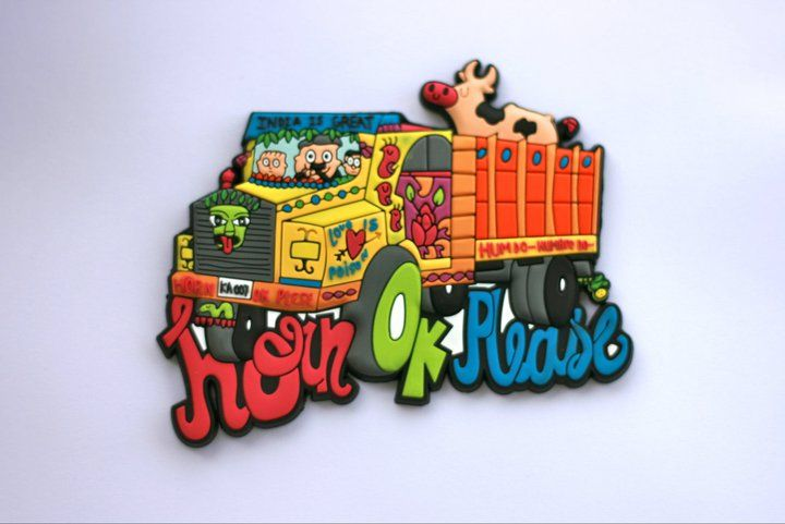 Horn OK please - The great Indian truck / Chumbak