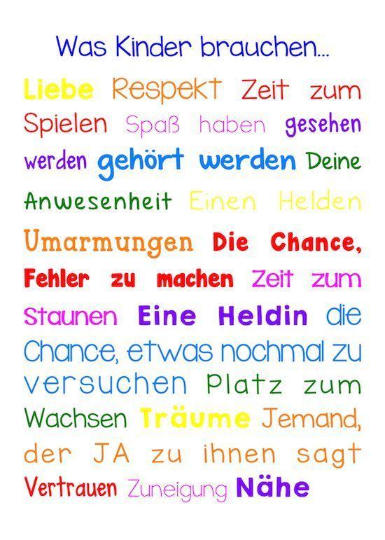 Was Kinder brauchen... - Erster Österreichischer Dachverband Legasthenie