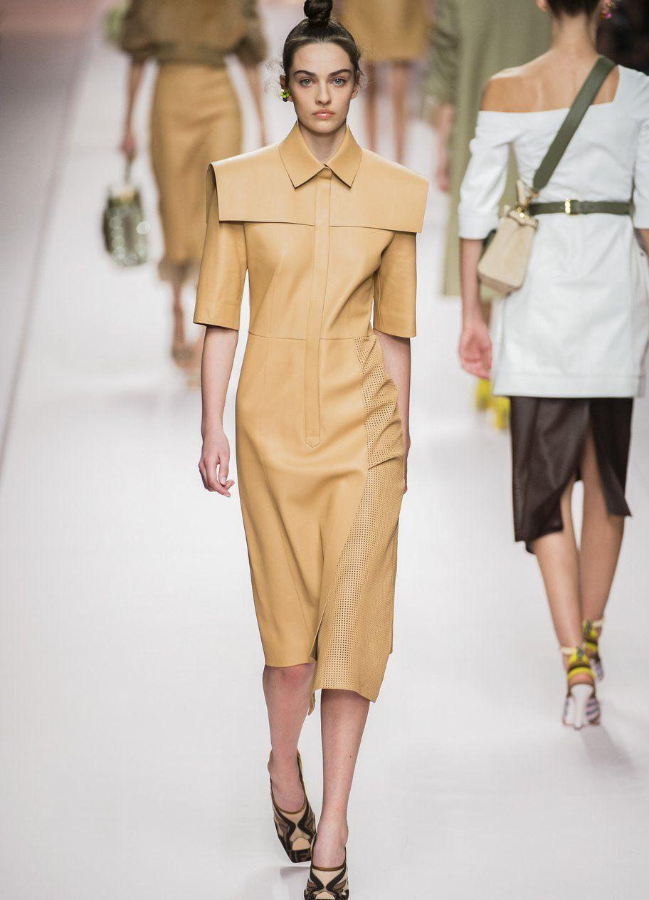 Kleider: 3 Sommerkleider-Trends fürs Büro im Frühling 2019 ...