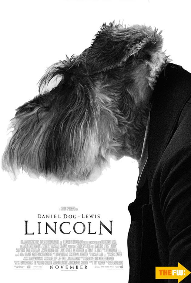 Dog Lincoln Oscar nominated movies, Best picture