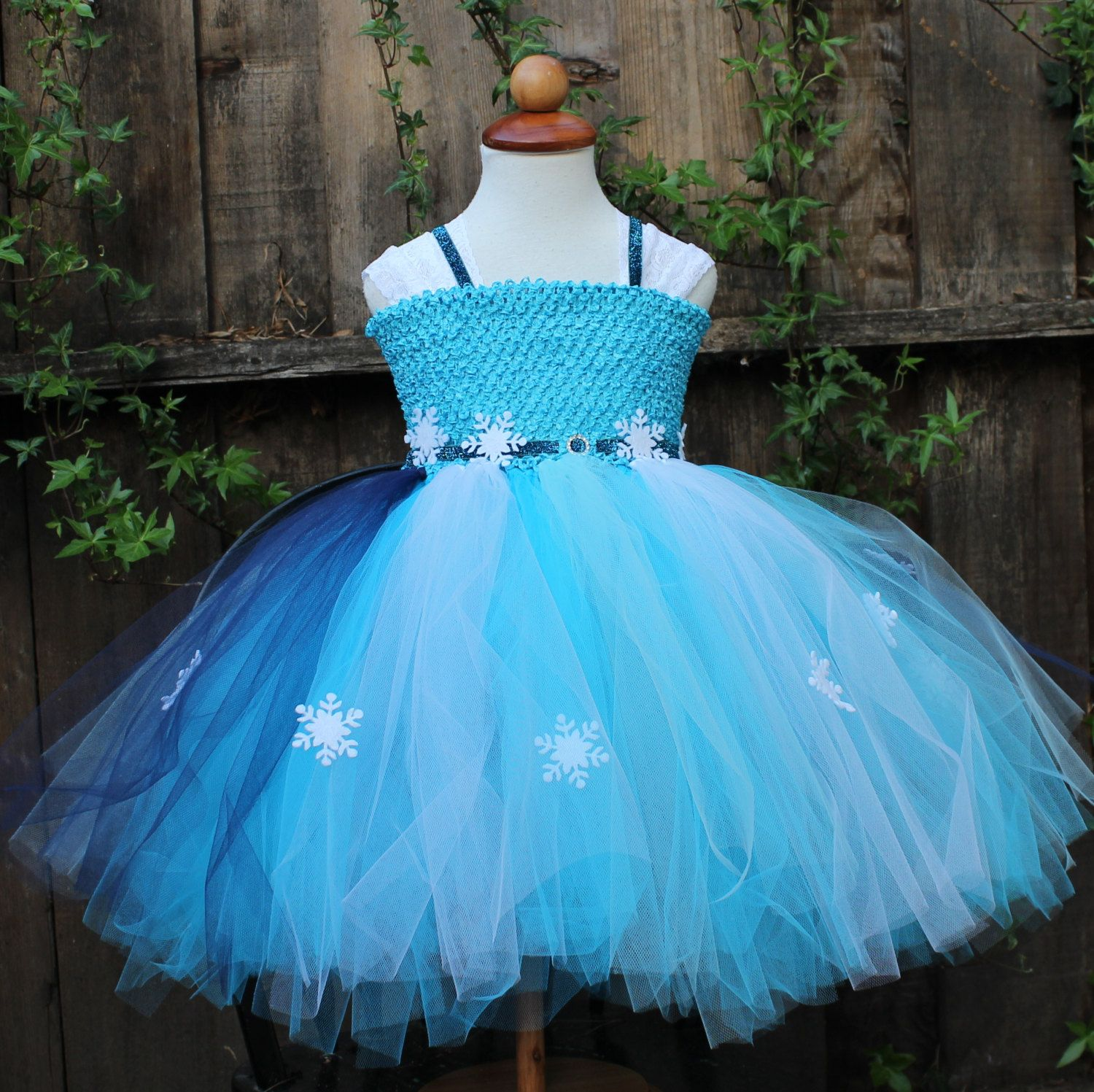 Frozen dress - Disney Elsa Dress - Elsa costume - Disney Elsa ...
