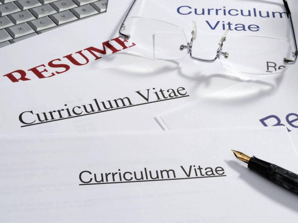 How to put together the best CV Teacher resume template