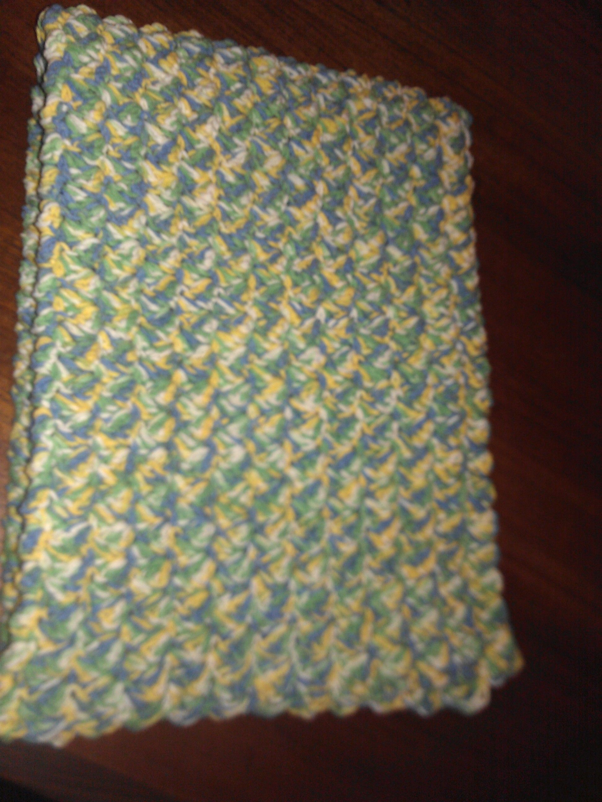Outstanding Knitting Pattern Central Dishcloths Component - Blanket ...