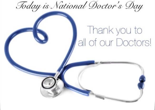 Happy Doctors Day Wishes With Doctors Day Greetings Thank You