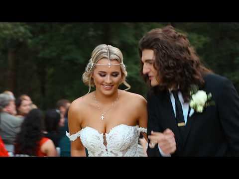 Cade and Gabby Barrett Foehner (Wedding Video) YouTube