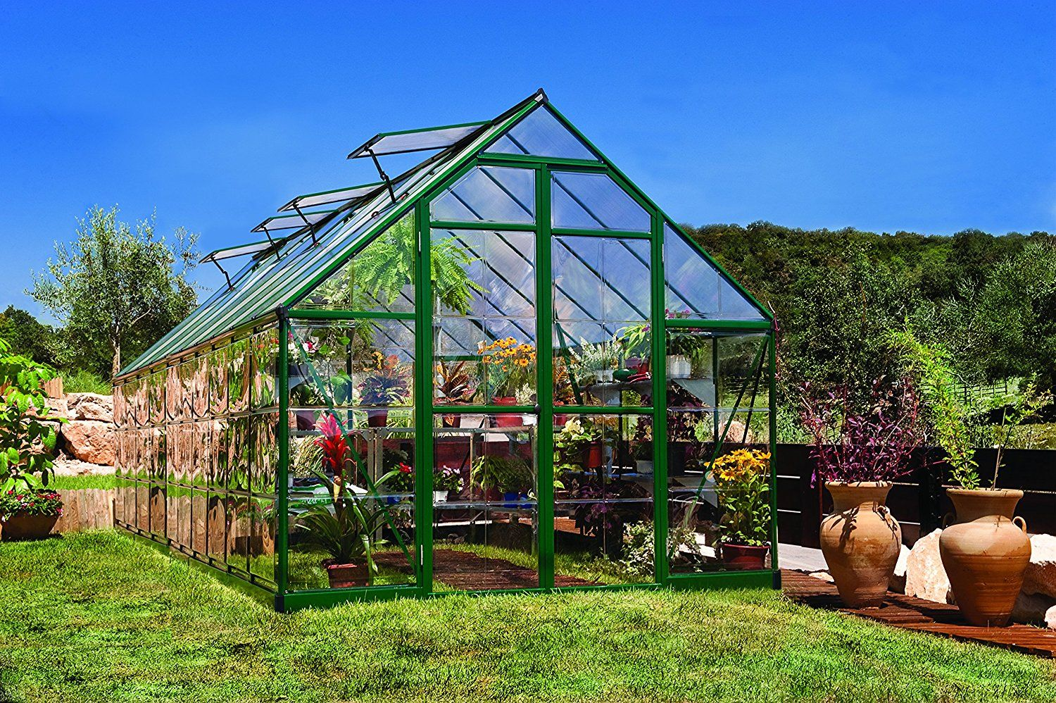Pin by on Green Houses Greenhouse