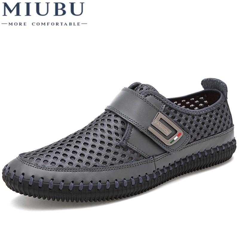 Shopline MIUBU Men Shoes 2019 Summer Fashion online