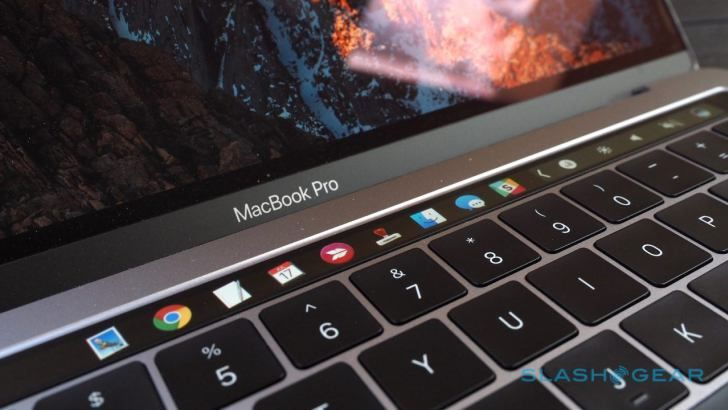 This cool Touch Bar app polishes MacBook Pro task-switching