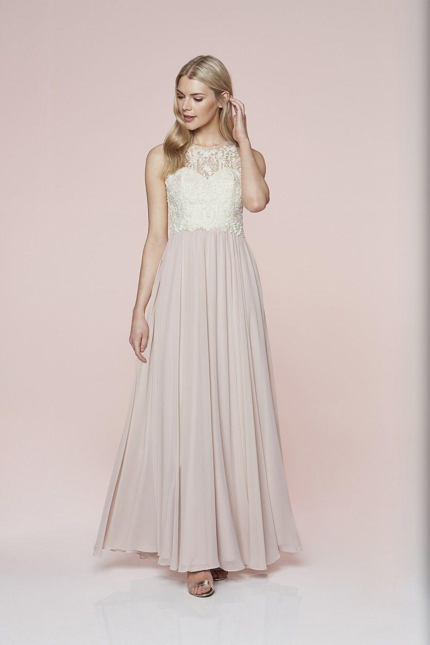Festive & Fabulous Dress | LAONA online-shop | Chiffonrock ...